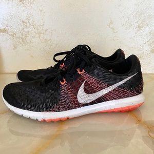 NIKE Fury Sneakers - Hot Pink